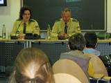 Kinderkrimifest im Polizeipräsidium