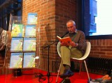Harald Thomas auf der Bücherschau 2013