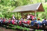 Lesefest im Walderlebniszentrum