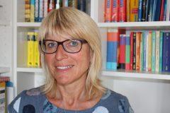 Vorleserin Britta Lorenz